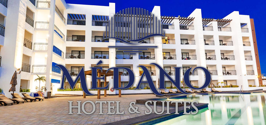 Medano Hotel & Suites - New Partner-Sponsor